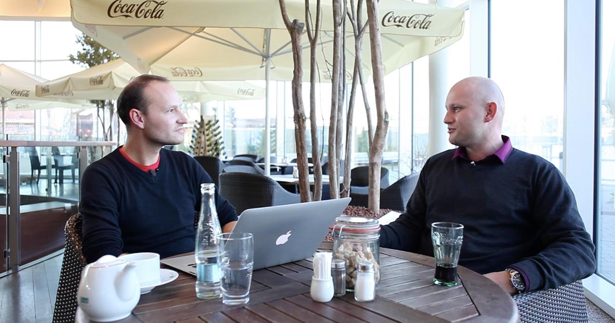 Jaké aktivity dělá top obchodník Petr Němeček, aby se mu v obchodě dařilo | #janicnechci 13