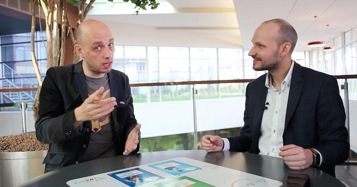 Gamifikace pro obchodníky a vedoucí týmů s Petrem Jezevcem Pouchlým | #janicnechci Gamifikace