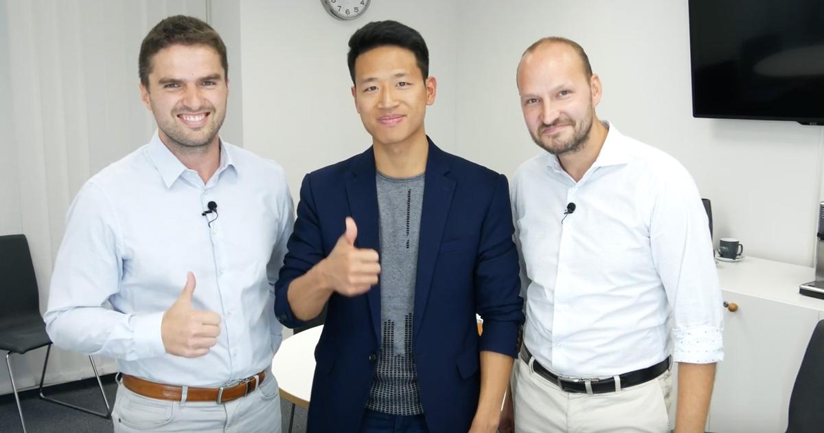Energeťák | 01 – Jak se dostat s produktem k těm správným zákazníkům s vietnamským influencerem Davidem Ducem